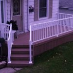 PB144861-outdoor stair railing installation