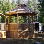 custom built gazebo P1010735